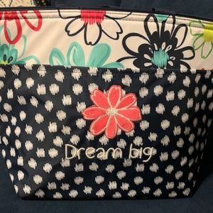 NWOT Thirty One Thermal Tote Loopsy Daisy